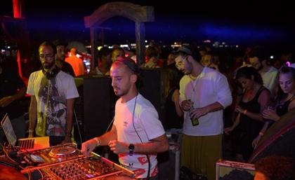Set Review: maDJam Live At Chill O'posite Festival Dahab 2017