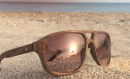 This Egyptian Eyewear Brand's Wooden Shades Will Be Your End-of-the-Summer Splurge