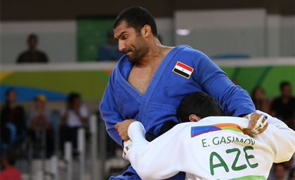 Egyptian Judo Player Ramadan Darwish Wins Gold in Uzbekistan