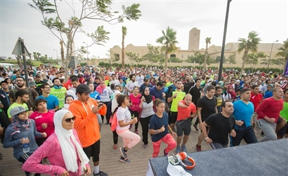SODIC Joins Forces with the Magdi Yacoub Foundation for Its Annual Charity Run at Westown Hub