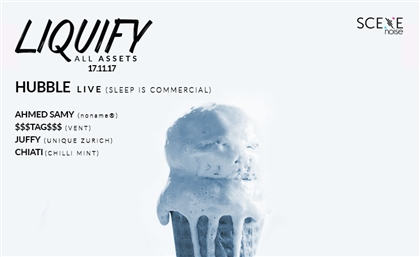 Liquify All Assets: Cairo's Latest Daytime Party with Berlin Based Artist Hubble