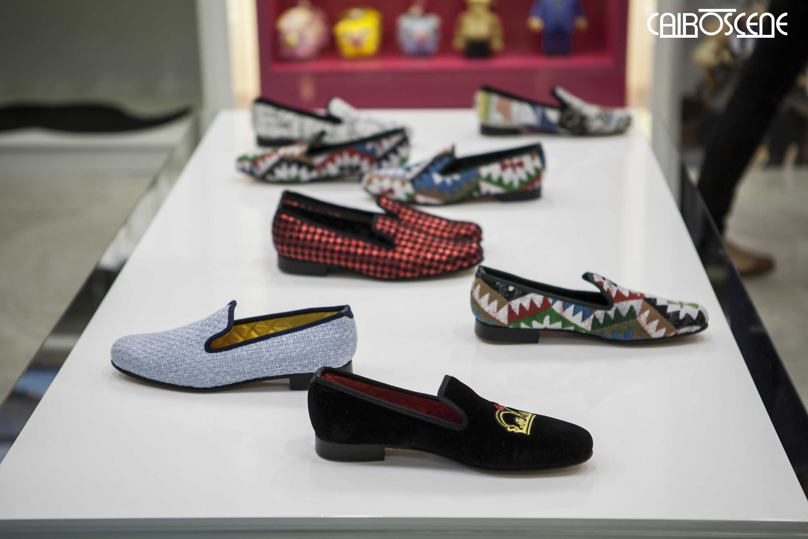 Maksters: A Shoe with a Story