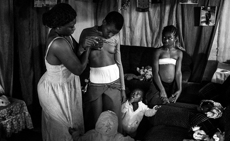 Breast Ironing by Heba Khamis