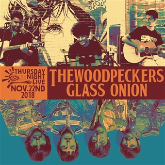 THE WOODPECKERS/GLASS ONION at CAIRO JAZZ CLUB
