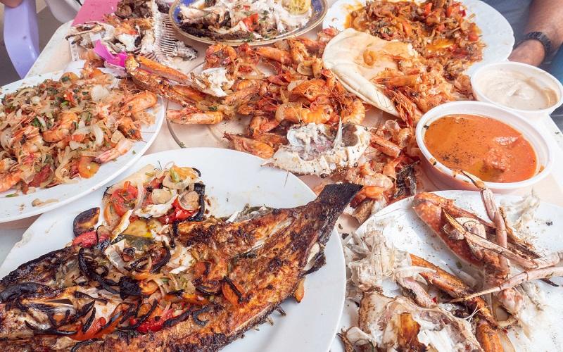 Alexandrian Seafood