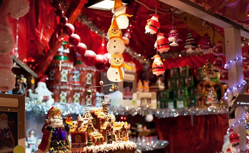 Here's a Cairo Christmas Market to Look