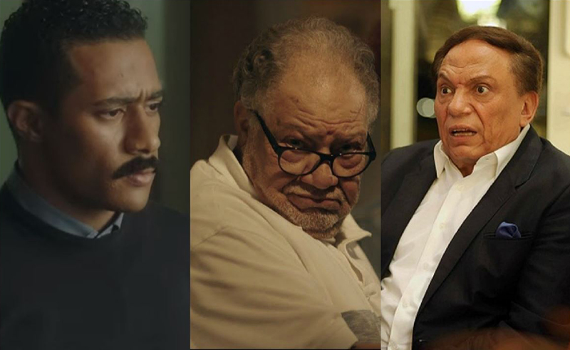 The 12 Highest-Paid Stars in This Ramadan's Egyptian Mosalsals