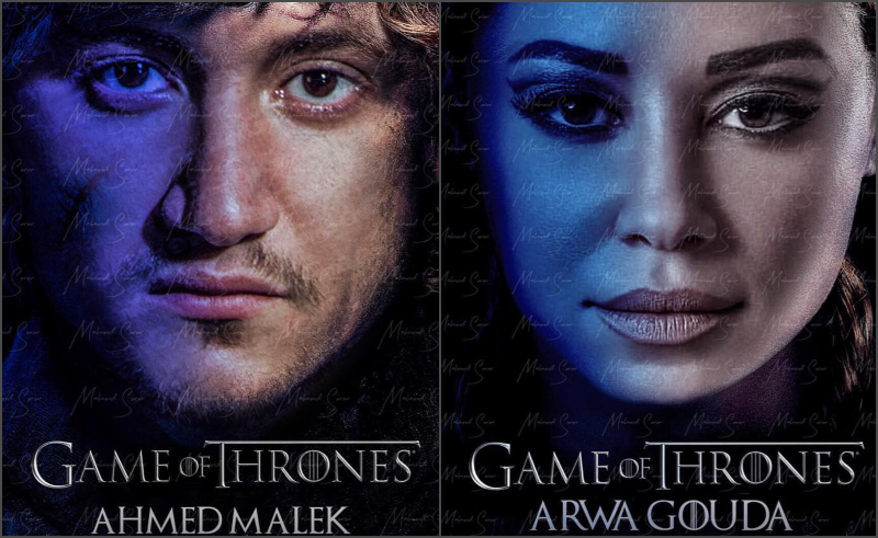 Game Of Thrones Characters Reimagined With Egyptian Actors