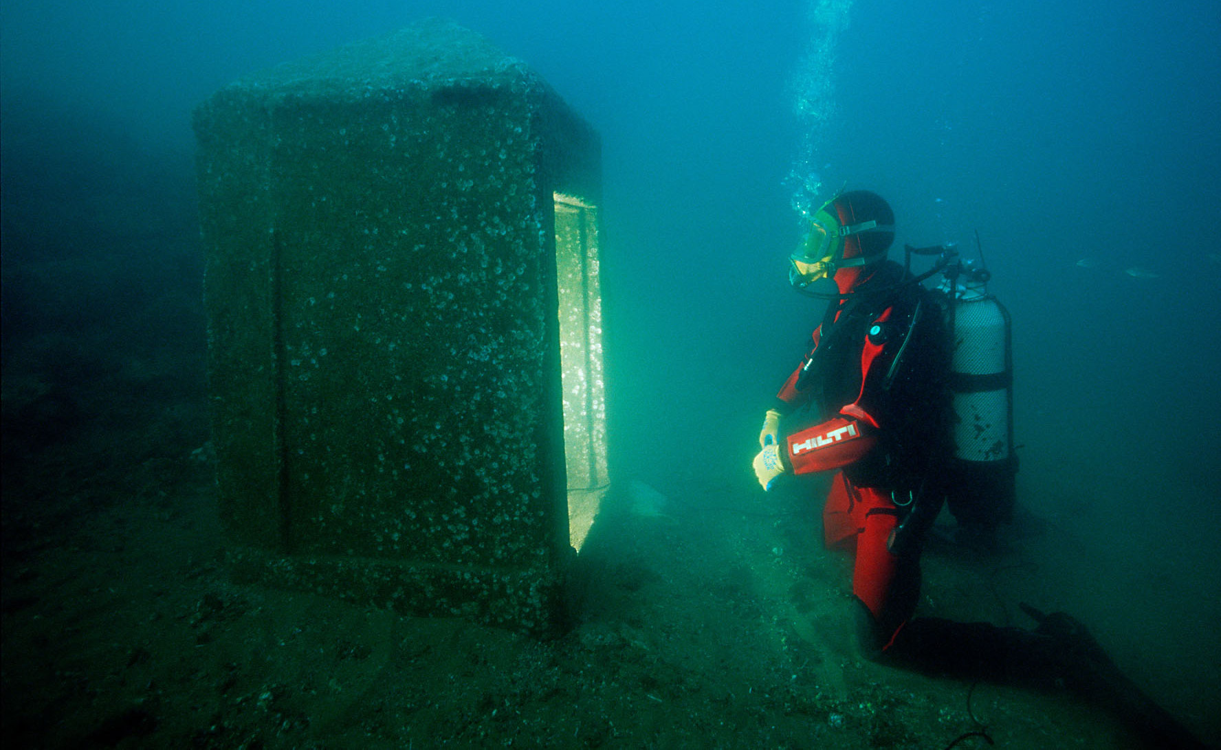 Groundbreaking Discoveries Made In Underwater Ancient
