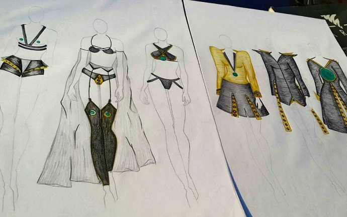 The Fashion Atelier Workshop Challenges Design Standards