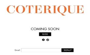 Countdown to Coterique
