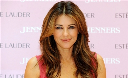 Elizabeth Hurley Will Be in Egypt Tomorrow as Cairo International Film Festival's Guest of Honour
