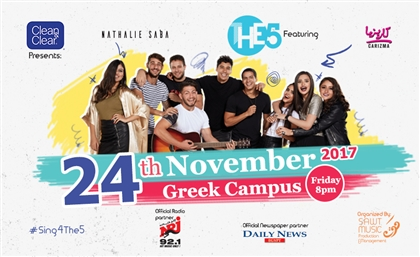 One of X-Factor's Favourite Bands is Performing at the Greek Campus This Friday