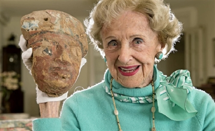 The Great-Grandmother Being Investigated for Looting Egyptian Artifacts