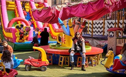 Welcome to Maadi's Coolest Parent-Friendly Play Park & Party Organiser