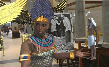 Virtual Tutankhamun is Giving Mixed Reality Tours of The Egyptian Museum Until Next Weekend