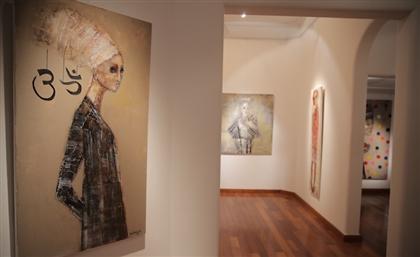 Inside one of Cairo's Most Subversive Art Exhibitions