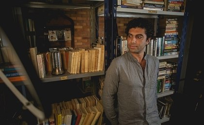 Meet The Man Rescuing Cairo's Vanishing Libraries