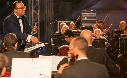 Sound Of Egypt Orchestra To Play American Film Scores