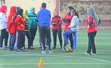 The Bargeya Girls: Upper Egypt's First All-Female Football Team