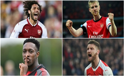 4 Arsenal Football Stars to Go Live on Emirates' Facebook for Their Egyptian Fans Tomorrow
