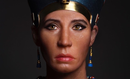 Nefertiti Recreated As a White Woman And The Internet is Furious
