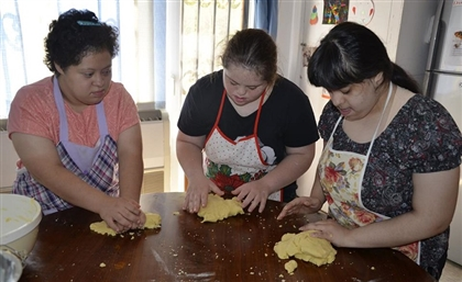 The Three Egyptian Women Challenging Disability With Scrumptious Cookies