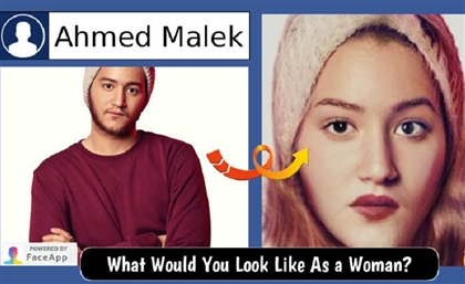 How These 13 Egyptian Screen Heartthrobs Would Look Like as Women
