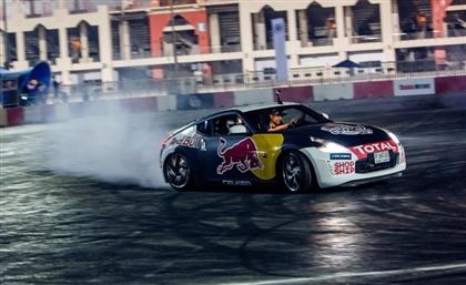 Red Bull Car Park Drift Egypt 2018: Take Eight….Action!