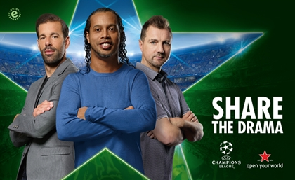 Open Your World Egypt: Getting You Closer to the Champions League