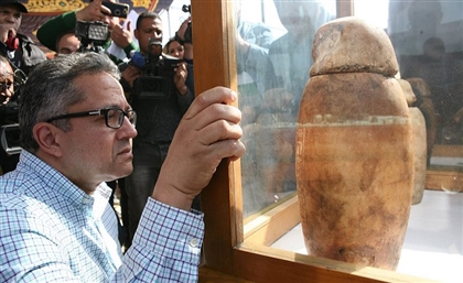 Massive 26th Dynasty Pharaonic Necropolis Uncovered In Minya
