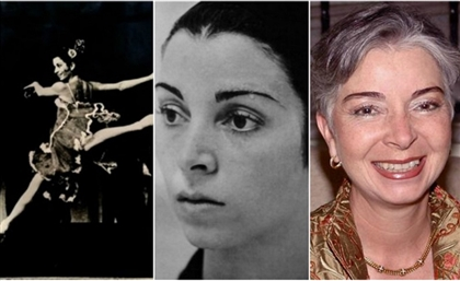 Legendary Egyptian Ballerina Magda Saleh To Be Honored In New York