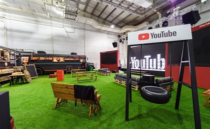 Youtube Launches its First Content Creation Space in the Middle East