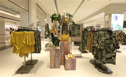 Marks & Spencer Just Opened a New Concept Store at Mall of Egypt
