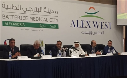 Saudi German Hospitals to Construct New Medical City in Alexandria