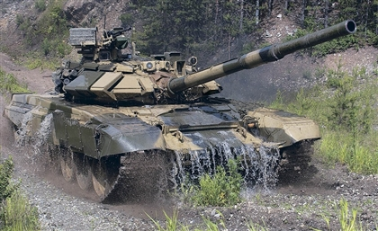 Egypt to Assemble its Own Fleet of Top Tier Russian Battle Tanks