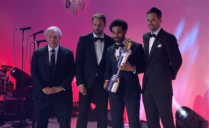 Mohamed Salah Makes History as 1st Egyptian Voted PFA's Player of The Year