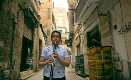 Egyptian Initiative Wants Each Darb Al Ahmar Art Student to Have their Own Personal Instrument