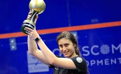 How Egyptians Came to Sit Atop the International Squash Throne