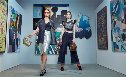 Collaborative Fashion Shoot Combines Art With Egypt's Hottest Summer Trends
