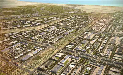 35,000 Jobs to Be Created in Egypt By New $7 Billion Russian Industrial Zone