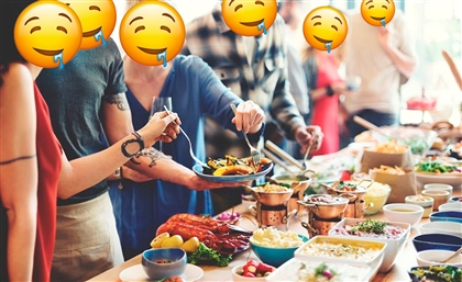 5 Things Egyptians Need to Stop Doing at Open Buffets