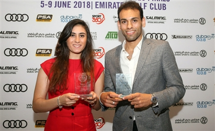 Egyptian Squash Stars Dominate at the 2018 PSA Awards