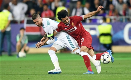 Sergio Ramos Blames Mohamed Salah for Champions League Final Injury