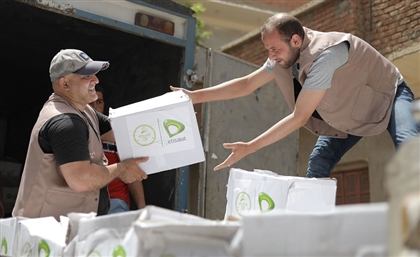 Etisalat Provides Food, Water and Healthcare to Egypt's Underprivileged Masses