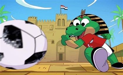 Egypt's New World Cup Mascot is Pretty Snappy