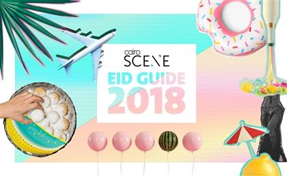 CairoScene Eid Guide 2018