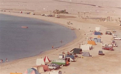 7 of Egypt's Vacation Spots Then and Now