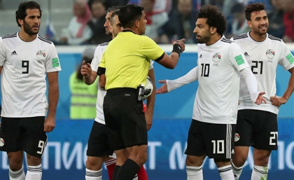 Egypt to File an Official Complaint Requesting Investigation Into Referee of Russia Game