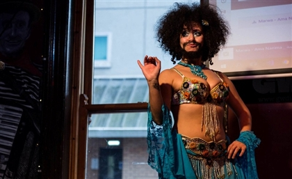 Meet The Egyptian Dancing Queer Challenging Homophobia, Refugees' Mistreatment, and Beauty Standards